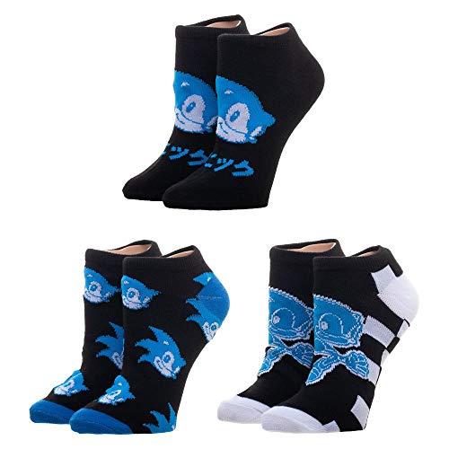 Sonic the Hedgehog Socks Sonic Accessories Sonic Apparel - Sonic the Hedgehog Apparel Sonic Socks ()