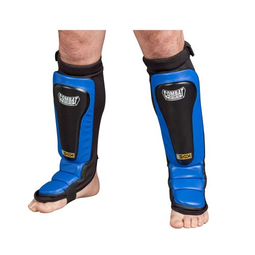 Combat Sports Gel Shock MMA Training Shin Guards (Large)
