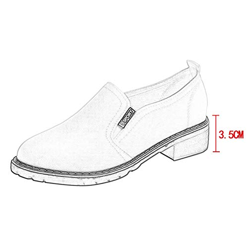 Compensée Casual En Respirable Voyager Confortables Rouge Vacances Mesdames Chaussure Commodité Mocassins Gtagain Bateau Chaussures Confort Cuir Cadeau fAXx8cwEq