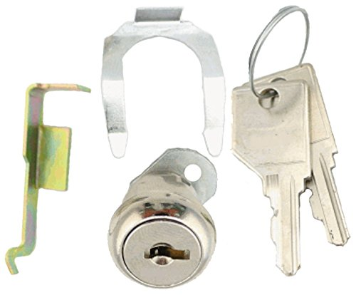 "HON F24 ""One Key"" Core Removable Field Installable Lock Kit, Brushed Chrome"