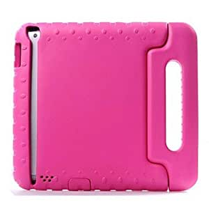 NEW The Fall Proof Portable Protection Shell Case for iPad mini2 , Purple