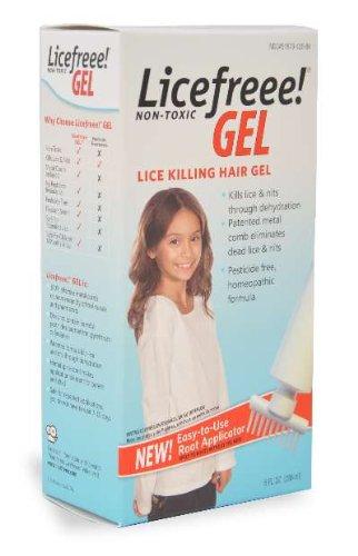 Licefreee Gel 8 Ounces