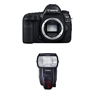 Canon EOS 5D Mark IV Full Frame Digital SLR Camera Body Speedlite Flash Bundle (B01LX4NC0F) | Amazon price tracker / tracking, Amazon price history charts, Amazon price watches, Amazon price drop alerts