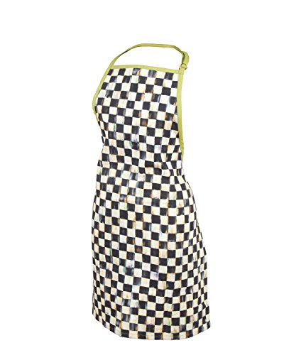 MacKenzie-Childs Courtly Check Apron by MacKenzie-Childs