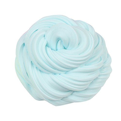 Dimanul Slime Kit Fluffy Slime Mixing Cloud Slime Squishy Toys Clay for Kids Magic Clay Crystal Slime Box Slime Cheap Slime Mud Birthday Gifts Toy for Kids Adults Stress Relief Color mud 50ml