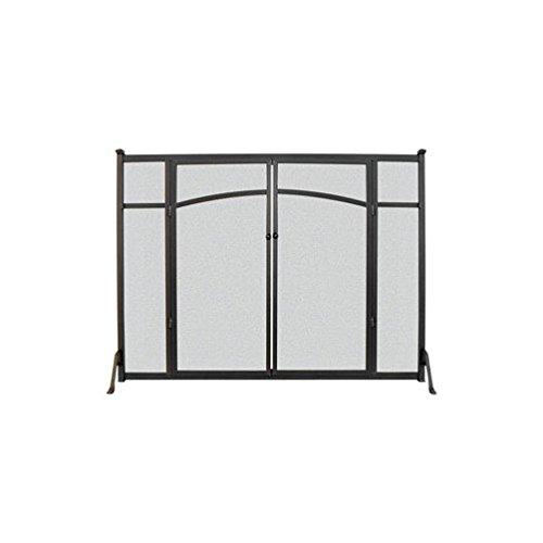 Panacea Flat Panel Screen with Doors 31