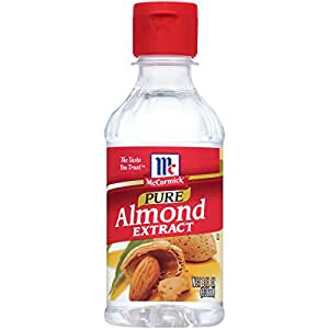 McCormick Pure Almond Extract, Almond Extract 8 fl oz, 236ml