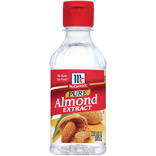 Price comparison product image McCormick Pure Almond Extract,  Almond Extract 8 fl oz,  236ml
