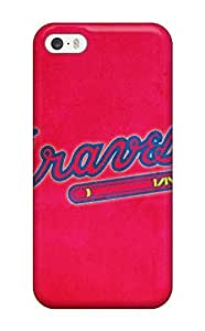 Beautifulcase atlanta braves MLB Sports & Colleges best iPhone 5/5s case covers wGyEJ7hZMqb