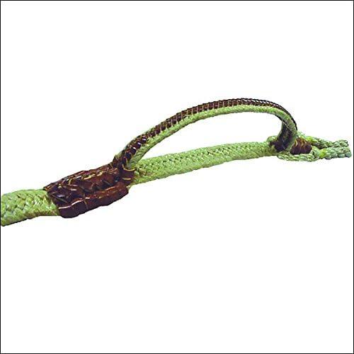 5 PlaitサドルバーンProロデオ9 PlaitブラジルBull Rope with Right Hand