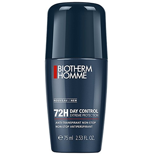 Biotherm Homme Day Control Deo Anti-perspirant Roll-on 72h Extreme Performance For Men-2.53 Oz. (Vichy Deodorant)