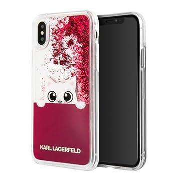 coque iphone x karl lagerfeld