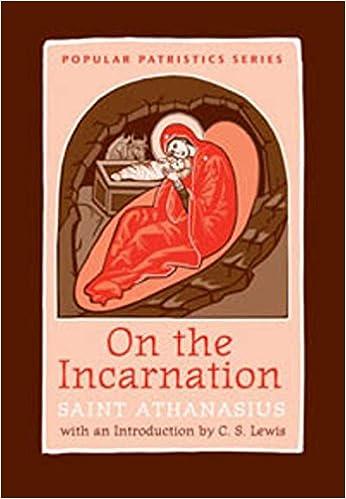 athanasius on the incarnation summary