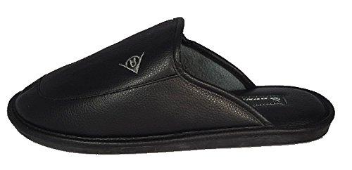 Schwarz Dunlop Gr枚脽e 40 Hausschuhe Herren Schwarz Herren Schwarz Dunlop 7qxwX1wp