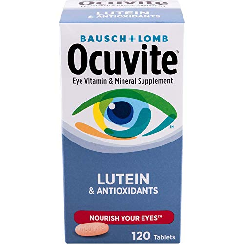 BAUSCH LOMB OCUVITE with