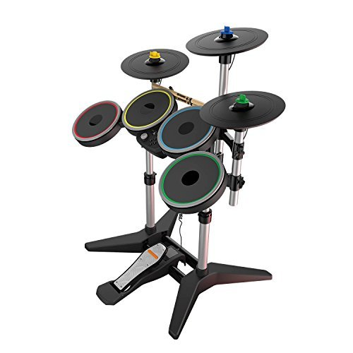 Rock Band 4 Wireless Pro-Drum Kit for PlayStation 4 by Mad Catz