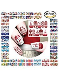 Professional environmental nail stickers, infants, pregnant women available, non-toxic, thousands of patterns (Auralux) CHENG