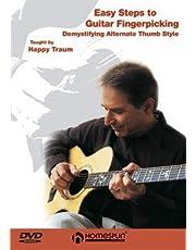 Easy Steps to Guitar Fingerpicking: Volumes 1-3 [Import]