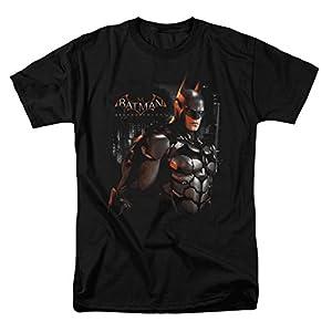Trevco Batman Arkham Dark Knight Adult T-Shirt at Gotham City Store