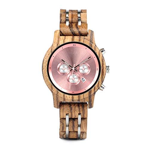 Relógio De Madeira Kailua, MafiawooD