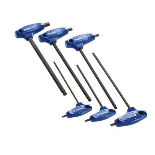 Britool Hex Key Set 6 Piece T Handle (4-10Mm) ()