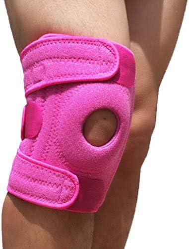 Xiang Ru 膝サポーター レディース メンズ 怪我防止 ランニング 登山 バスケ ウォーキング ジョギング トレーニング 痛み軽減 滑り止め 左右兼用 男女兼用 一枚入り