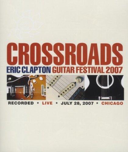 (Eric Clapton: Crossroads Guitar Festival 2007 - Super Jewel(Two-Disc))