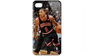 NBA Chicago Bulls D. Rose Case For Iphone 6 Plus (5.5 Inch) Cover Protective Case