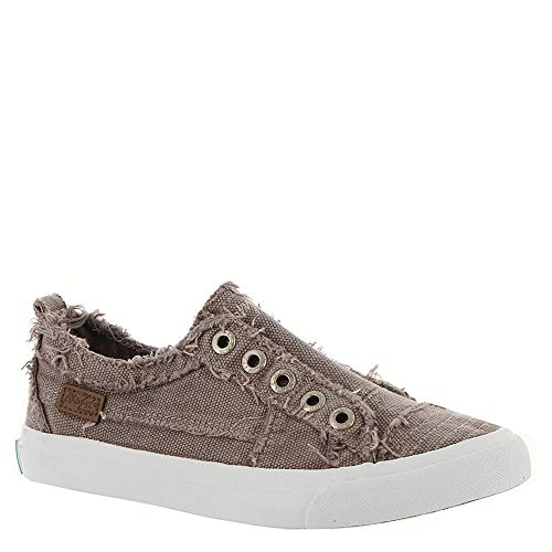 Blowfish Women's Play Sneaker (8.5 M US, Lavender Frost Martin Canvas) ()