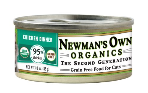 Newman S Own Organic Grain Free Canned Dog Food