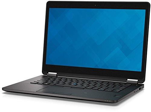 Dell Latitude 7000 E7470 14-Inch UltraBook (QHD Intel i7-6600U, 512GB SSD, 8GB DDR4, Back-lit Keyboard, Windows 10 Pro, 2560x1440, TouchScreen) (Certified Refurbished)