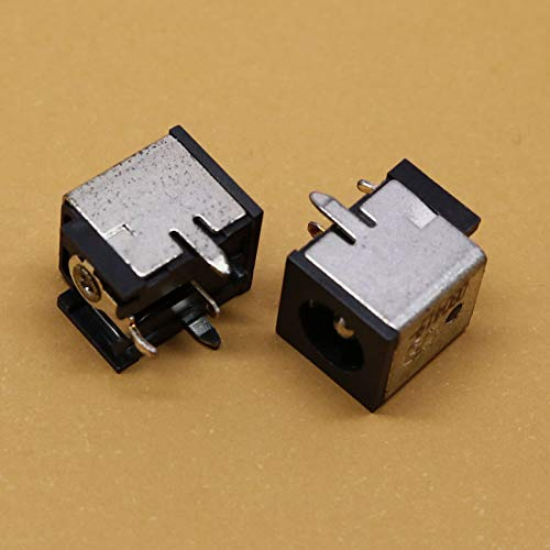 Computer Cables Sukvas 1 Piece 2.5mm DC Jack Power Socket for HP ZD7000 ZV5000 ZX5000 Series; Business Notebook NX9100 Series NX9110,DC-083 - (Cable Length: Other) ()