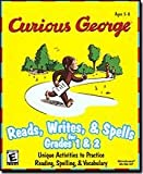 Curious George : Reads, Writes, & Spells for Grades 1 & 2