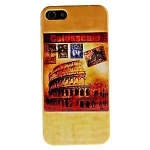 Conseguir Caso duro del patrón Coliseo de 5/5s iphone