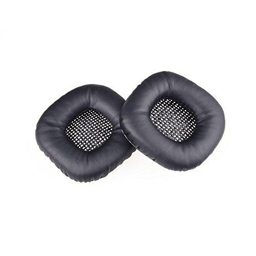 NSEN Replacement Earpad Ear Cushion For Marshall Major On-Ear Pro Stereo Headphones(Black)
