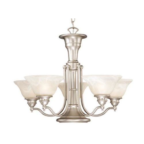 Standford Brushed Nickel 17.5 in. Chandelier from Vaxcel