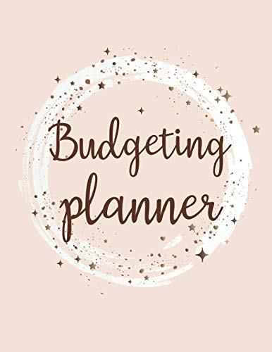 Budgeting Planner: Expense Finance Budget By A Year Monthly Weekly & Daily Bill Budgeting Planner And Organizer Tracker Workbook Journal | Pink Gold ... Business Money Notebook Planning Worksheets)