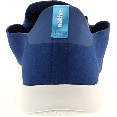 Fashion Rubber Shell White Blue Moc Sneaker Victoria Native Unisex Apollo Fqw6U6