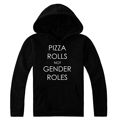 pizza-rolls-not-gender-roles-womens-hoodie-pullover-large