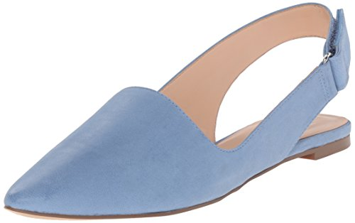 Franco Sarto Women's L-Sphinx Ballet Flat - Misty Blue - ...