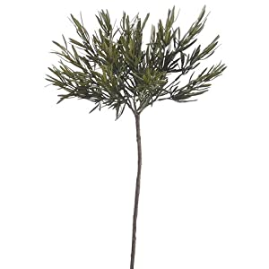 """38"""" Rosemary Branch Two Tone Green (Pack of 6) 103"""
