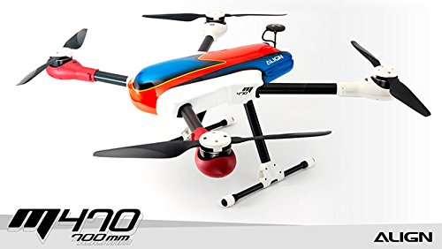Align/T-Rex Helicopters M470 Multicopter Super Combo
