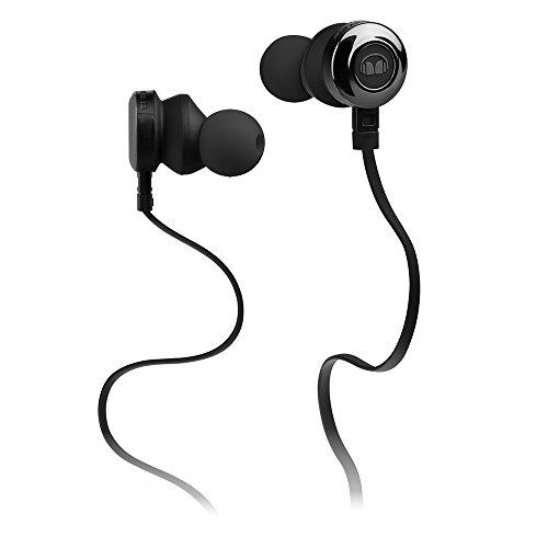 Monster Clarity HD In-Ear Headphones, Black