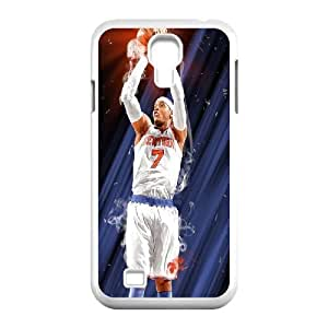 Custom High Quality WUCHAOGUI Phone case Carmelo anthony - New York Nicks Protective Case For SamSung Galaxy S4 Case - Case-4