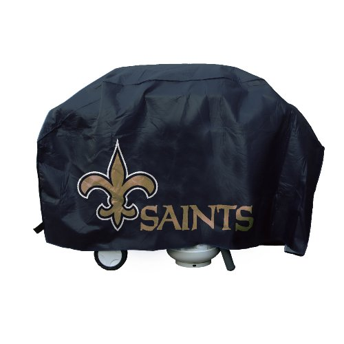 NFL New Orleans Saints Deluxe Grill Cover