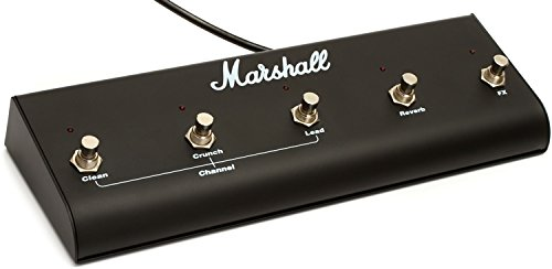 Marshall PEDL-00021 TSL-series 5-button Footswitch