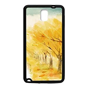 Simple tree designs pattern durable fashion phone For Case Samsung Galaxy S4 I9500 Cover