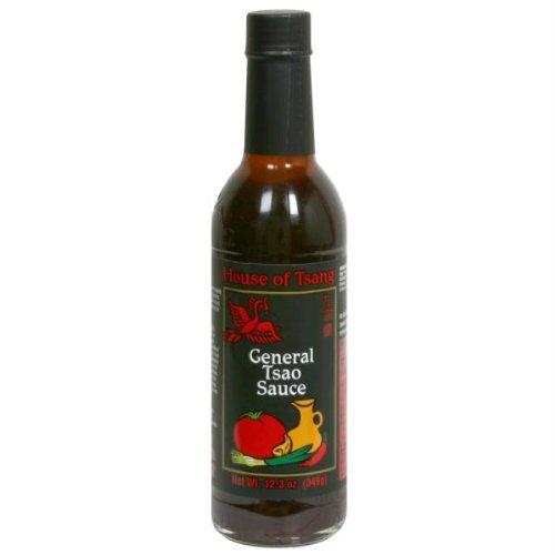 (House of Tsang General Tsao Sauce 12.3 Ounce (Pack of 1))