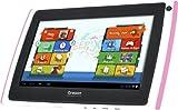 Oregon Scientific - Op0118-13-ro - Jeu Electronique - Tablette Meep - X2 - Rose