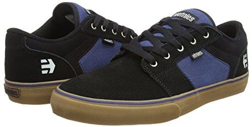 Barge Noir Chaussures Navy Pour black Skate Hommes 585 585 De Ls Etnies EErq70Cf